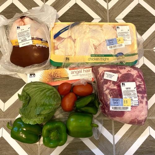 Food Lion Groceries